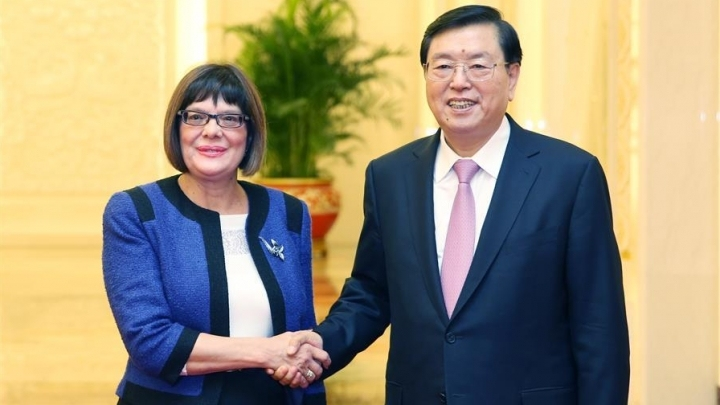 China, Serbia agree to cement parliamentary exchanges