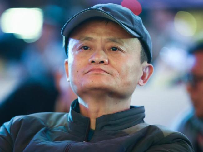 Alibaba Group Executive Chairman Jack Ma announced he will be stepping down as chairman of Alibaba on Monday.[IC]