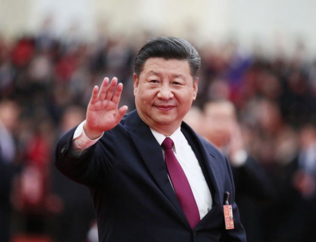 Chinese President Xi Jinping [File Photo: gov.cn]