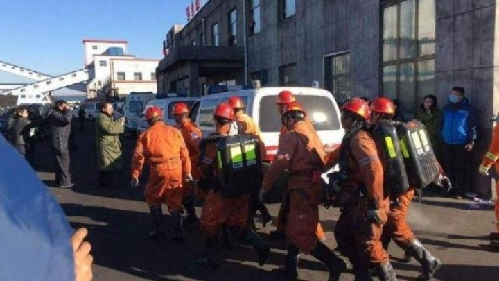 21 miners dead in NW China