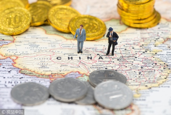 China's actual use of foreign capital hit a new high of 135 billion U.S. dollars in 2018 despite a nearly 20 percent slump in global cross-border investment. [Photo: VCG]