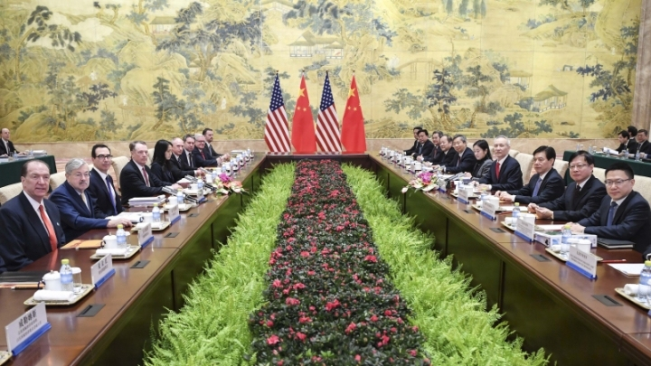 China, U.S. conclude new round of high-level economic, trade consultations
