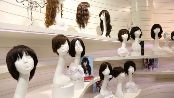 ​China-made wigs become best sellers around the world