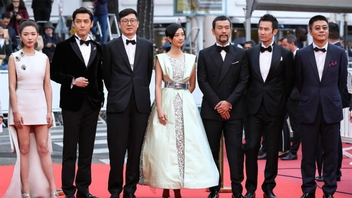 """Chinese film """"Wild Goose Lake"""" contends for Golden Palm Award"""