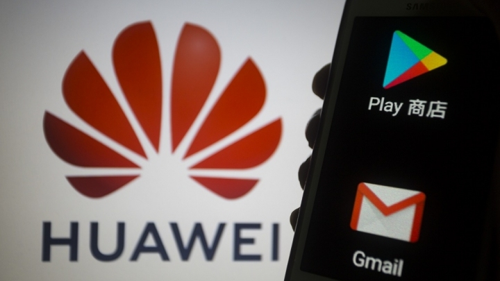 China responds to Google's partial suspension of Huawei business