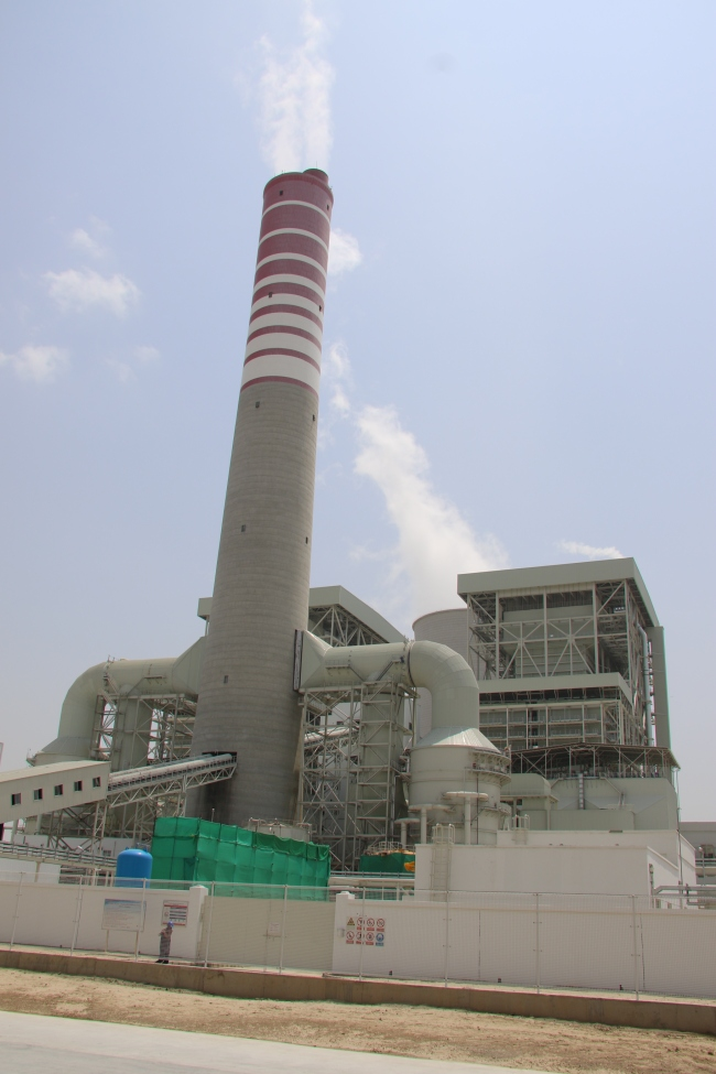 The Sahiwal Coal-fired Power Plant was successfully completed construction in June 2015, 200 days ahead of schedule.[Photo: from CRI]