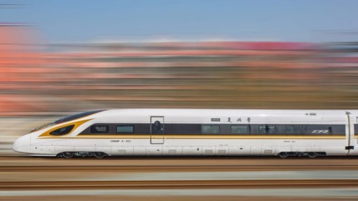Bullet train to link Xiongan New Area with Hong Kong
