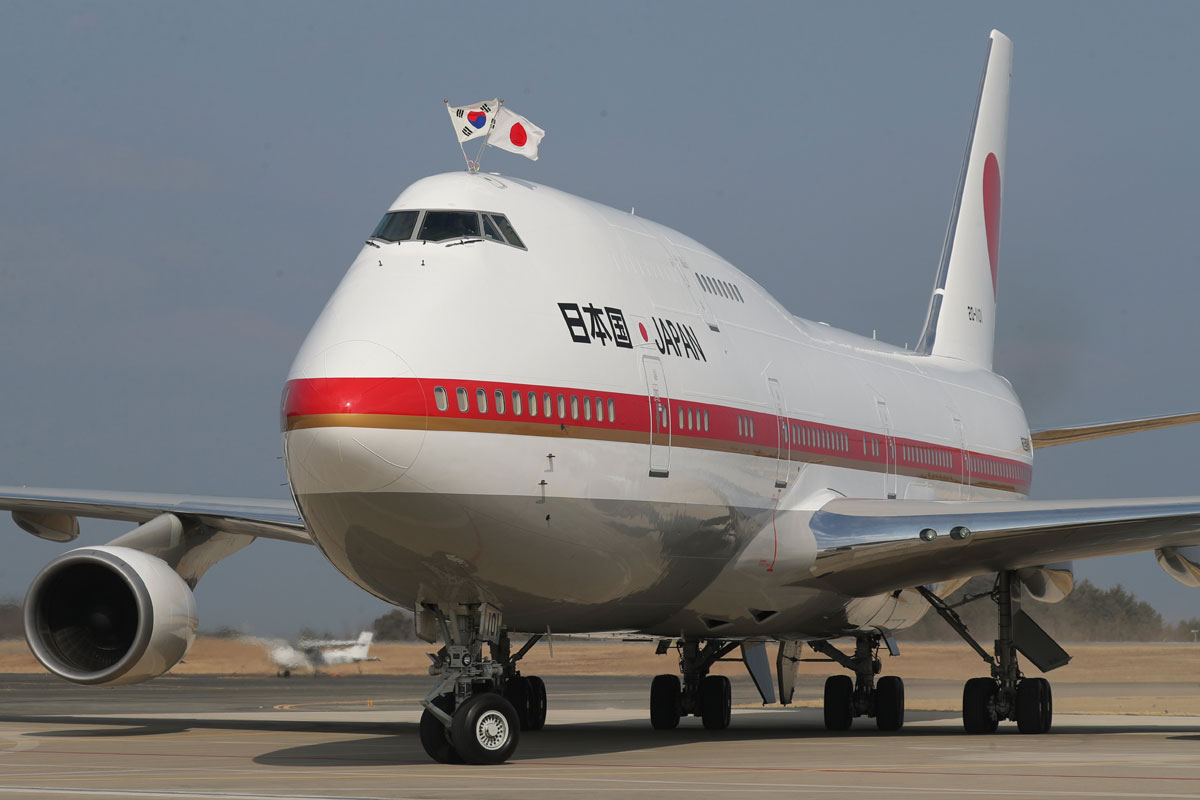 china air force one