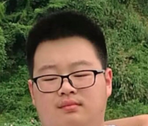 This undated photo shows Ye Jingwang who is a freshman at the University of Technology Sydney. [File Photo obtained by Nanfang Metropolis Daily]