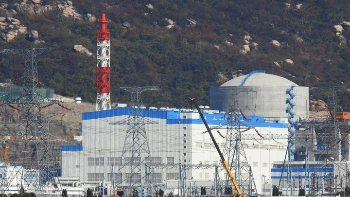 China issues white paper on nuclear safety