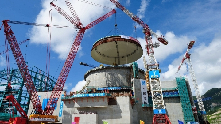 China-France JV's second nuclear power unit ready for commercial use