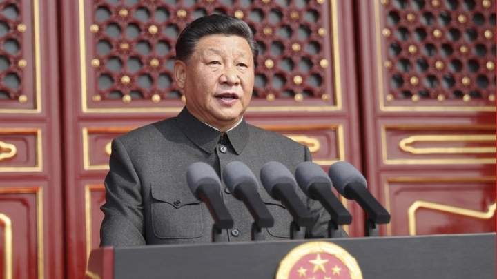 Peaceful development is China's commitment to the world