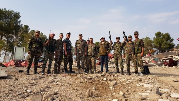 Syrian army captures previous U.S. base in Hasakah province