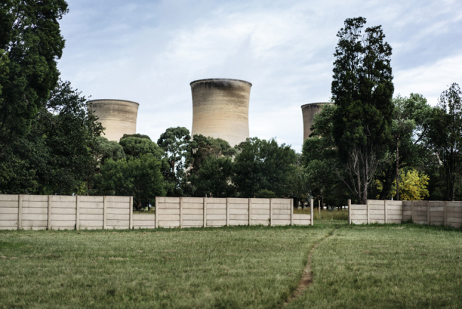 The towers of Eskom Power plant are seen in Hendrina on February 22, 2018.[File Photo: AP]
