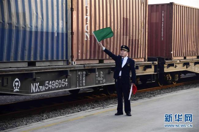 Qingdao : 3039 trains de fret Chine-Europe mis en service