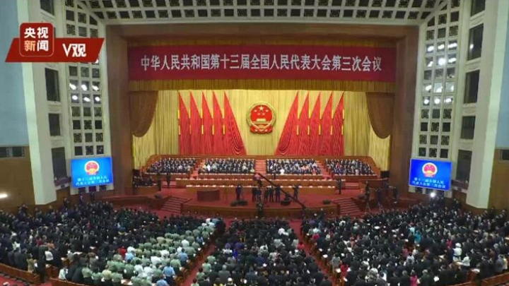 Supremo órgão legislativo da China inicia sessão anual
